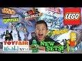 2014 LEGO SETS!!! NY Toy Fair - LEGO MOVIE, CHIMA, NINJAGO