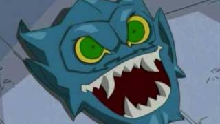 Oni Masks- Jackie Chan Adventures