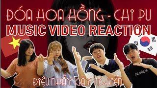 Chi Pu - Đóa Hoa Hồng MV Reaction | Oppa Hàn xẻng mê mẩn Chi Pu
