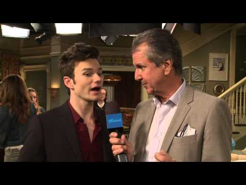 Hot in Cleveland After The Show: Chris Colfer