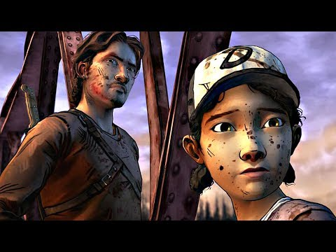 The Walking Dead Season 2 Episode 2 Full - A House Divided Walkthrough Gameplay