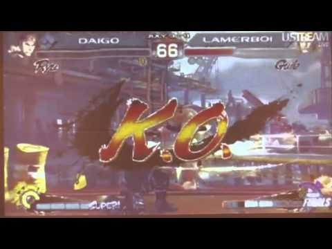 Daigo Exposed EVO 2011 Panel Part 1