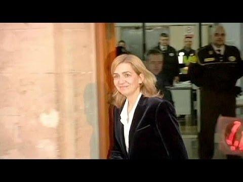 Spain's Princess Cristina: