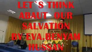 EVA.Binyam Hussen Preaching part 1