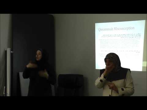 On Women in Islam by Dr. Zainab Alwani