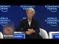 Davos talks global risk: politics high on the list