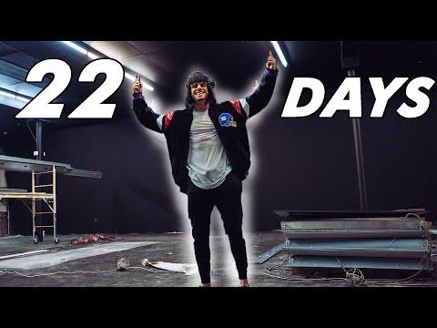 My Dream Gym Opens In 22 Days!!