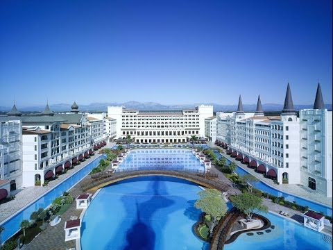 Mardan Palace Hotel Kundu Antalya Turkey - Aqua Travel www.aquatravel.ro