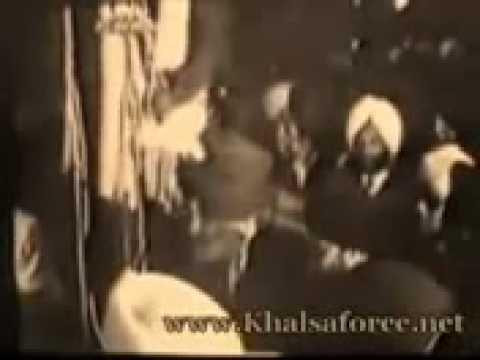 Sant Jarnail Singh Bhindranwale speech