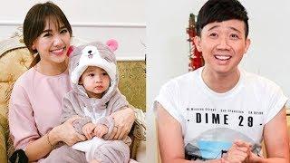 Hari Won bất ngờ khoe clip trẻ con, Trấn Thành liền nhảy vào nói điều này khiến ai cũng