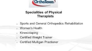 [McKinney Orthopedic] Video