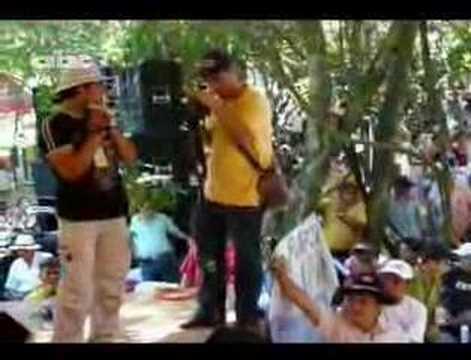 Show de música folclórica y doma de potros