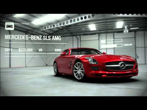 Jeremy Clarkson: Top Gear reviews Mercedes SLS AMG 2012
