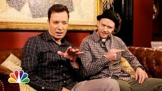 """#Hashtag"" with Jimmy Fallon & Justin Timberlake"