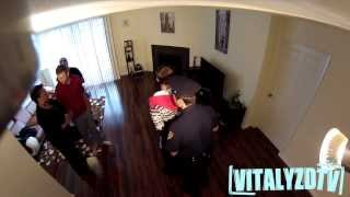 [Jerome Jarre Gets Arrested Prank!] Video