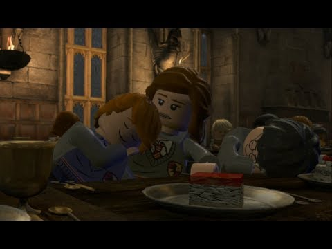 LEGO Harry Potter Years 5-7 Walkthrough Part 2 - Year 5 - 'Dumbledore's Army'