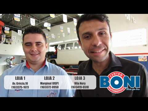 Vídeo Vídeo: Boni Centro Automotivo lança a campanha