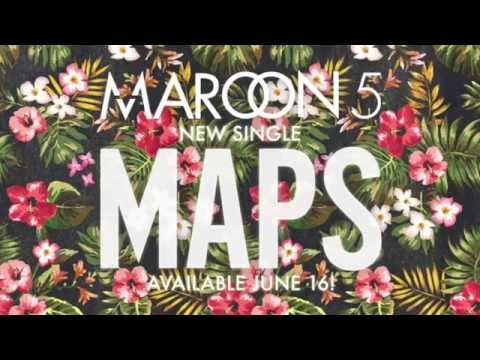 V Album Cover Maroon 5 maps maroon 5 album cover Maroon 5 Maps Wallpaper