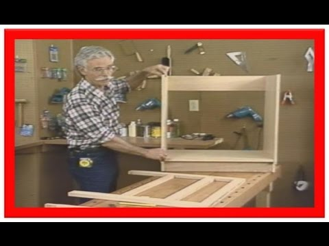 - How to build a kitchen cabinet from scratch ...