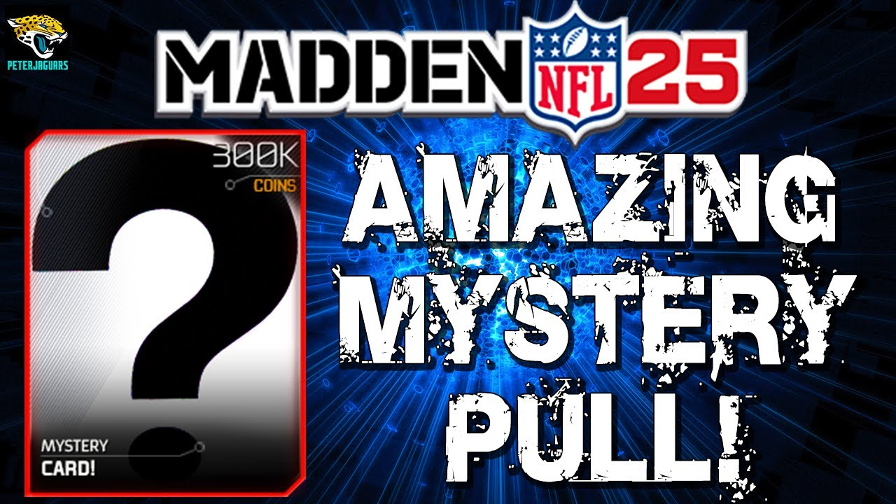 Madden 25 Ultimate Team Pull