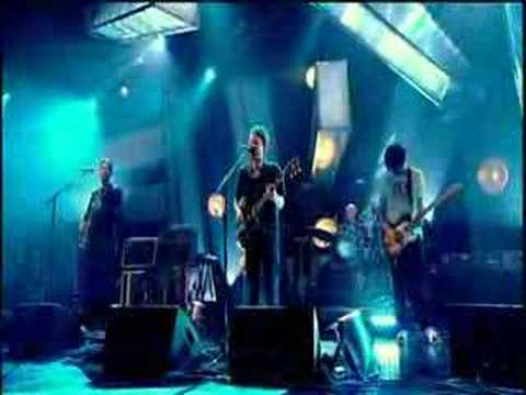 Radiohead Weird Fishes Arpeggi Live At Jools Holland