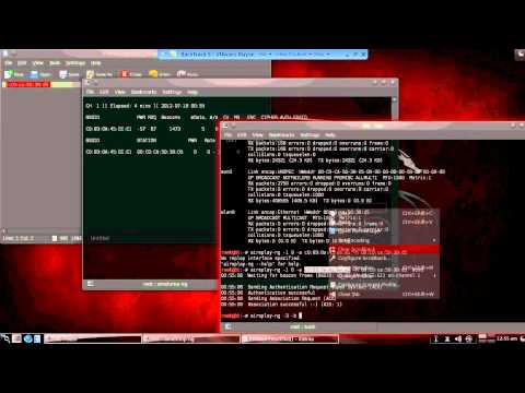 How to Crack WEP Encrypted Routers via Backtrack 5 R2 (NOOB FRIENDLY)