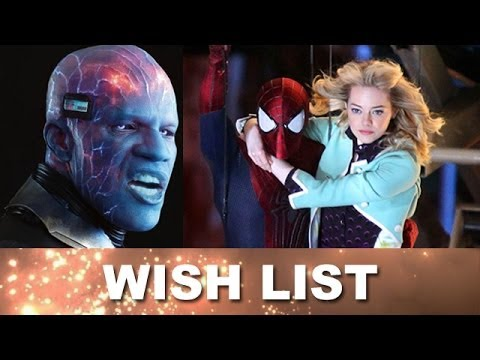 The Amazing Spider-Man 2 2014 : Electro, Rhino & Death of Gwen Stacy?! - Beyond The Trailer