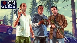 GTA 5 Walkthrough HEIST: The Paleto Score