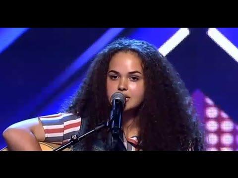 Rachael Thompson - The X Factor Australia 2014 - AUDITION [FULL]
