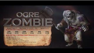 Sword Coast Legends - Bemutatkozik az Ogre Zombie