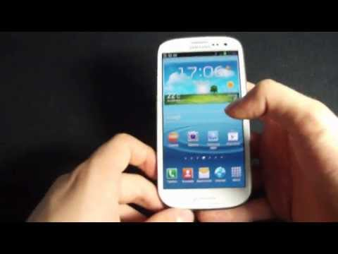 Samsung Galaxy S III Review, Testbericht German/HD