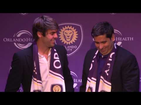 Kaka Officially Signs With Orlando City