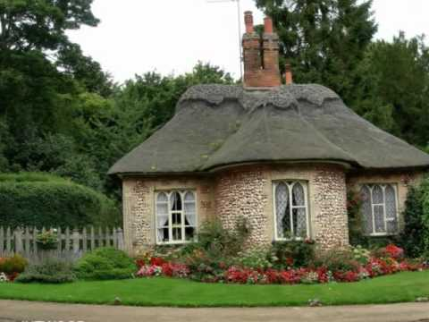 Superbes cottages anglais youtube for Cottage anglais