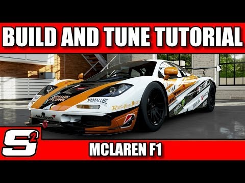Forza 5 I Build and Tuning Tutorial I Mclaren F1 I S Class