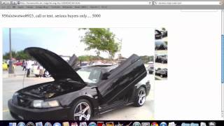 Craigslist Brownsville Texas Older Models Used Cars And
