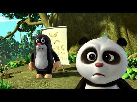 Krtko a Panda 26 - Dedkove okuliare