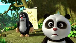Krtek a Panda 26 - - Dědečkovy brýle