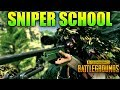 BACK TO SNIPER SCHOOL PlayerUnknown s BattleGrounds
