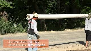 TESTIMONIO RED DE AGUA POTABLE EL COLORADO
