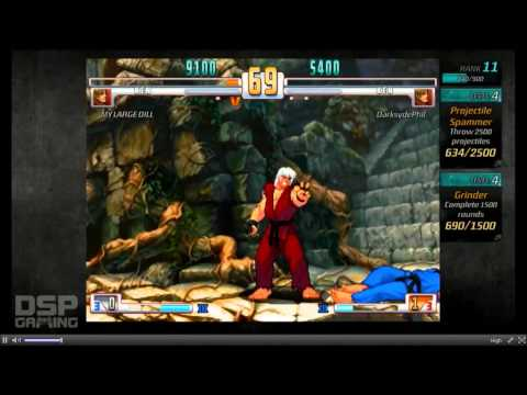 DSP Tries It: Pro Level 3rd Strike