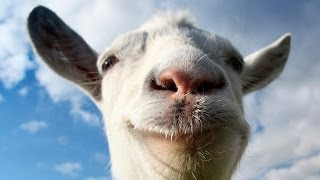 Lets Play Goat Simulator