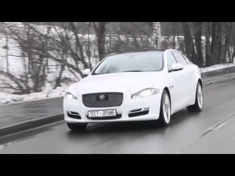 """""""Народный автомобильный журнал"""" с Иваном Зенкевичем. Тест-драйв Jaguar XJ"""