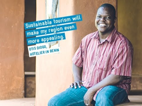 Faces & stories: hotelier in Benin
