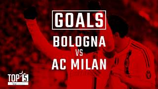 Our Top 5 Goals scored away to Bologna
