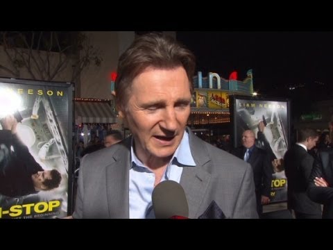 Liam Neeson's action plan!