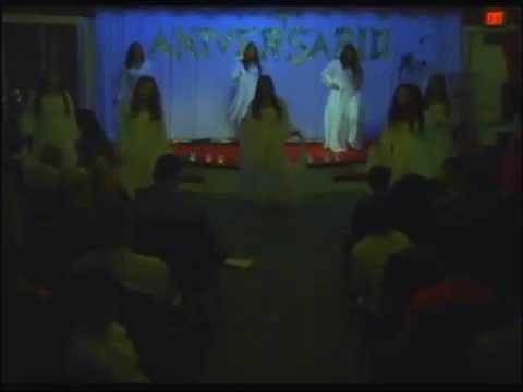 A igreja vem- Anderson Freire Coreografia/Teatro Ebenezer