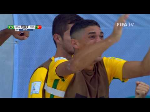 Após deixar os atuais campeões mundiais pelo caminho, por 4 a 3, seleção pega a Itália em busca de vaga na final. Na outra semifinal, o Taiti enfrenta a Suíça ou o Irã