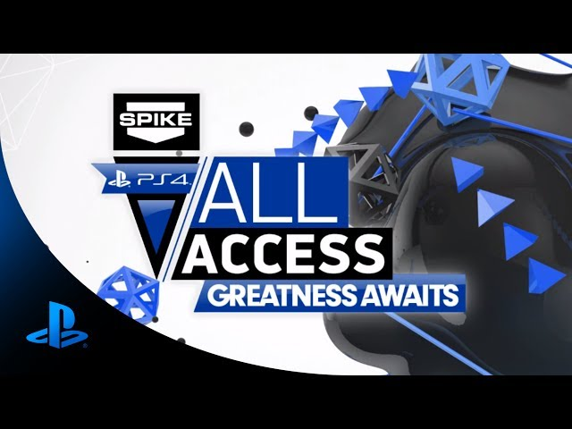 PS4 All Access Event