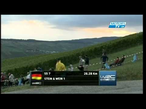 WRC 2012 ADAC Rally Deutschland Review