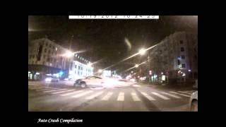 Подборка ДТП с видеорегистраторов 65 \ Car Crash compilation 65